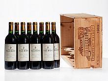 8 bottles 1989 Château Talbot, Saint-Julien