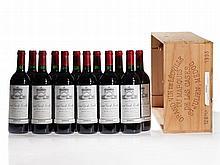 12 bottles 1993 Château Léoville-Las Cases, Saint-Julien