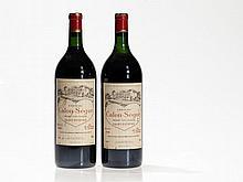 2 Magnum bottles 1990 Château Calon-Ségur, Saint-Estèphe