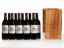 10 bottles 1995 Château Beychevelle, Saint-Julien