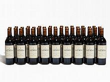 34 bottles 1994 Château Talbot in original wooden cases