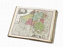 Matthäus Seutter, Atlas Novus Indicibus Instructus, Vienna,1728