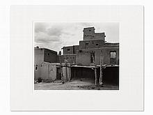 Peter Gasser, Adobe. Taos Pueblo. New Mexico, 1979/84