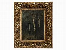 Georg Oeder (1846-1931), Brushwood Collectors, circa 1890