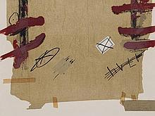 Antoni Tàpies (1923-2012), 'Semanas Catalanas en Berlin', 1978