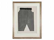 Antoni Tàpies (1923-2012), Lithograph, Composition, 1962