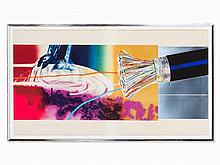 James Rosenquist (b. 1933), 'Horse Blinders (East)', 1972
