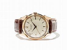 Mont Rouge Fancy Lugs Wristwatch, Switzerland, Around 1950