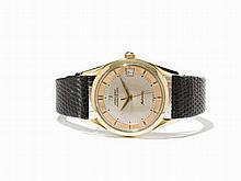 Universal Polerouter Date Wristwatch, Around 1965