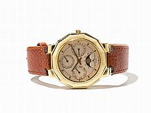 Baume & Mercier Full Calendar Wristwatch, Around 1985
