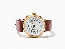 Driva Chronometer Chronograph, Switzerland, Around 1925