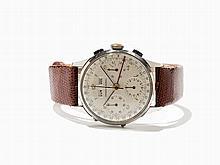 Ernest Borel Full Calendar Chronograph, Switzerland, C. 1955