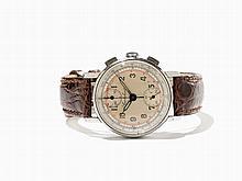 Cortebert Chronograph, Switzerland, Around 1940