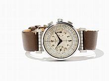 Driva Telemeter Chronograph, Switzerland, Around 1945