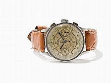 Regis Calderoni Chronograph, Switzerland, Around 1955