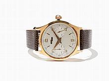 Nicolet Watch Chronograph, Switzerland, Around 1950