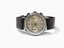 Charles Nicolet Tramelan Chronograph, Switzerland, Around 1950