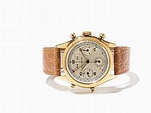 Le Phare Gold Full Calendar Chronograph, Switzerland, C. 1965
