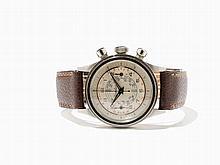 Cortebert Telemeter Chronograph, Switzerland, Around 1955