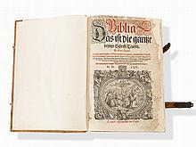 Biblia, Rab, Han & Feyerabend, Frankfurt/Main, 1565