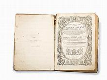 'Avgvstissimorvm Imperatorvm', Ambraser Armory, 1601