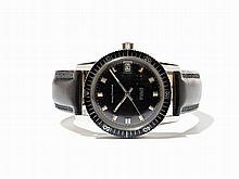 Rare Waltham Diver's Watch, Ref. B271, Around 1970