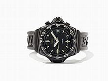 Breitling Compass Military Diver's Watch, Ref. 80940, C. 1986