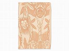 Raoul Dufy, Composition Florale Exotique II, Gouache, c. 1930