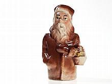 "Figural still bank ""St Nicholas"", Germany, around 1910"
