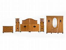 Art Déco Furniture from the Rupert Everett Room, circa 1920
