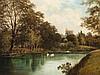 Octavius T. Clark, Windsor Castle with River Thames, c. 1880, Octavius T. Clark, €550