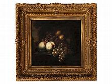 Jacoba M. Nickelen, Attributed, Fruit Still Life, 18th Century