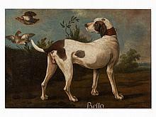 Philipp Ferdinand de Hamilton, Attr., Bello, 1st H. 18th C.