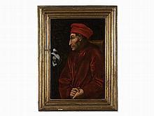 After Jacopo da Carucci Pontormo, Cosimo de' Medici, 18th C.