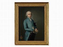 Gaspar B. Beckenkamp, E.A.C. Heereman von Zuydtwyck, Oil, 1788
