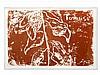 Jannis Kounellis, Terragraph, Leaves of a Tree, Israel, 2000, Jannis Kounellis, €2,400