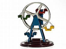 """Fancy money box """"Ferris wheel"""", Germany, 1930-50s"""