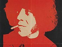 Original Blues Concert Poster 'Alexis Korner', c. 1969