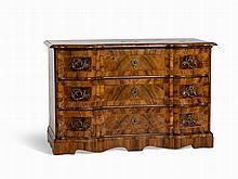 Baroque Dresser, Walnut, mid-18th Century
