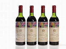 1 bottle 1975 Château Mouton Rothschild, Pauillac