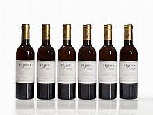 6 half bottles 2000 Fèlsina Vin Santo, Chianti Classico