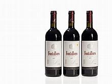 3 bottles 1997 Fèlsina Fontalloro, Tuscany