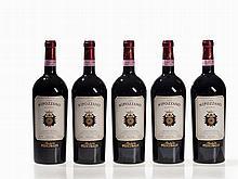 5 magnum bottles 2008 Frescobaldi Nipozzano Riserva