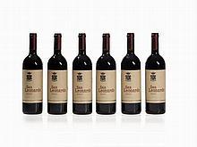6 bottles 2000 Tenuta San Leonardo Vigneti delle Dolomiti
