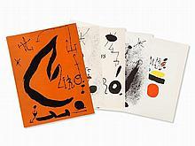 Joan Miró, Les Essències de la Terra, Portfolio, 1968