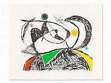 Joan Miró (1893-1983), From 'Série Mallorca', 1973