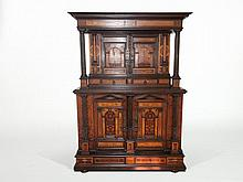 Renaissance Cupboard with Inlays in Museum-Quality, c.1650