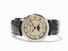 Blancpain Full Calendar Wristwatch, Switzerland, Around 1995