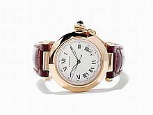 Cartier Pasha Wristwatch, Ref. 1028, Switzerland, Around 2005