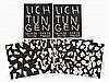 Günther Uecker, Lichtungen, Complete Portfolio, 1997/98, Gunther Uecker, €2,400
